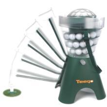 供应高尔夫练习用品/半自动发球机