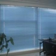 北京办公室专用窗帘卷帘百叶帘图片