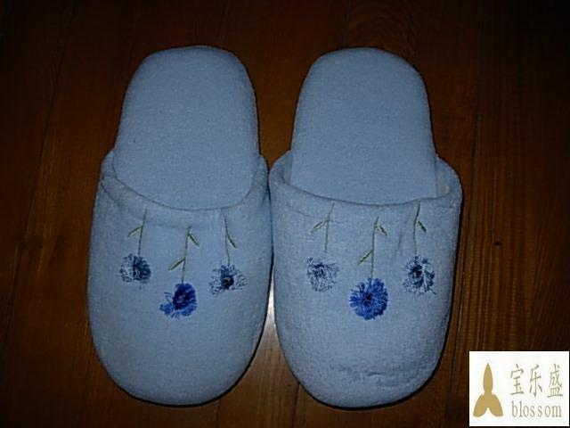 布拖鞋图片|布拖鞋样板图|点塑布拖鞋-扬州宝乐盛