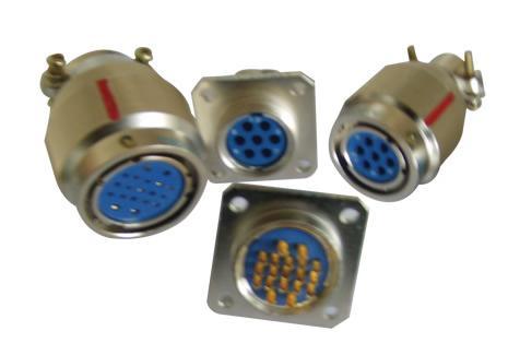 供应LY2圆形航空插头电连接器