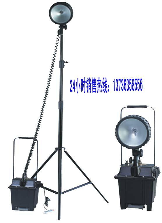供应便携式升降工作灯电力抢修工作灯图片