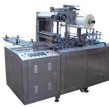 茶叶三维包装机,透明膜包装机
