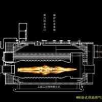 供应卧式燃气锅炉性能