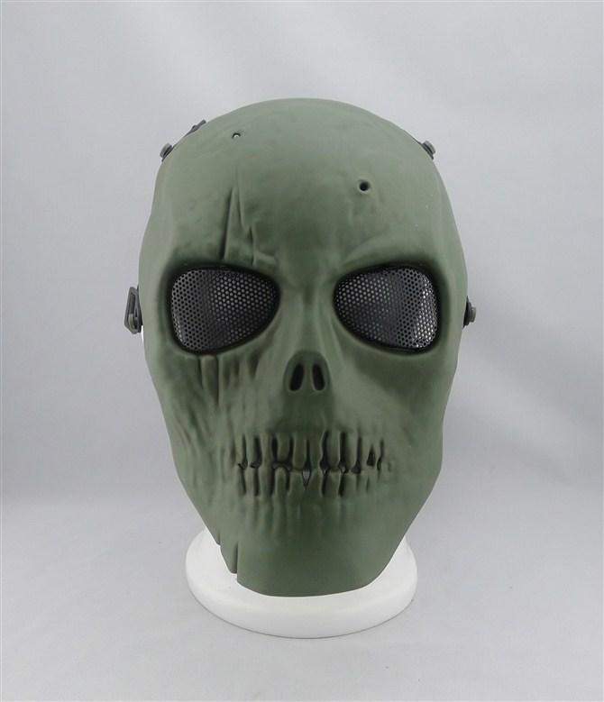 面具 骷髅/骷髅鬼面具价格厂家定做雄鹰战士生产的骷髅面具是用来在作战中...