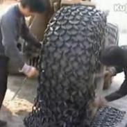 天津通达保护链5t装载机轮胎防图片