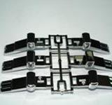供应钟表电子表石英钟手表塑胶电镀