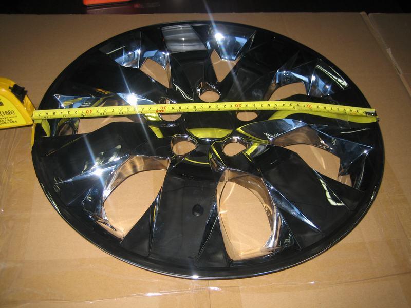 汽车外饰件拉手大包围备胎罩轮毂盖图片高清图片