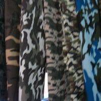 棉类迷彩布