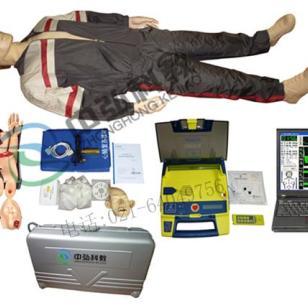 AED心肺复苏除颤及创伤模拟人图片