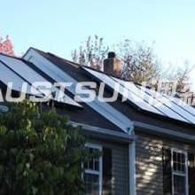 供应太阳能光热建筑一体化上升为国家战