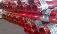 天津环氧涂塑钢管/天津涂塑钢管图片