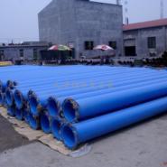 热浸塑电缆钢管/钢塑复合管批发图片