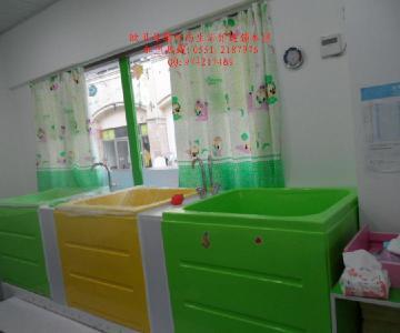 供应龙口市婴儿游泳馆图片