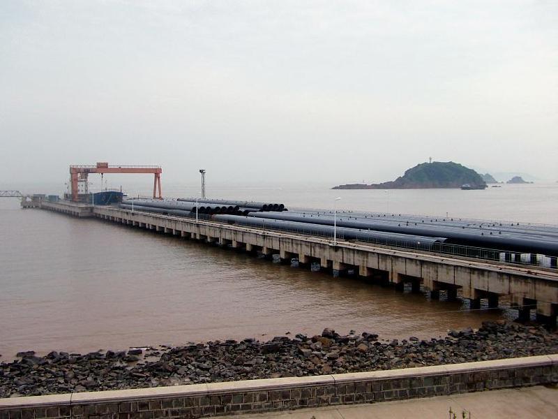 供应钢管桩生产