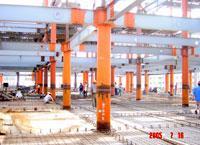 供应高强度钢管混凝土柱,普通钢管混凝土,钢管高强混凝土图片