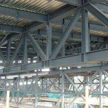 供应佛山大型钢结构工程、广东建筑施工企业排名图片