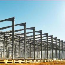 供应佛山钢结构承包公司   钢结构施工工程图片