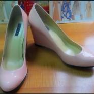 外贸品牌真皮女鞋图片