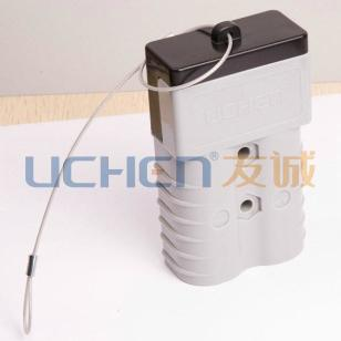 175A双极电源连接器电瓶充电插头图片