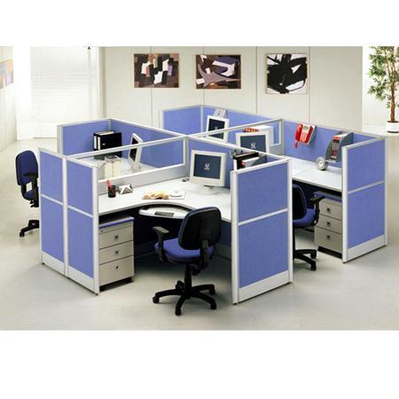 供应珠海高栏港办公桌办公屏风厂家生产,免费送货,测量场地