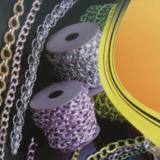供应东莞五金配件加工厂生产韩国链、铁链、铜链、铃铛、龙虾扣、手机绳