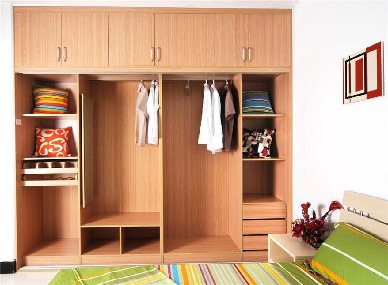 江西现代衣柜高清图片