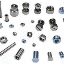 供应压铆螺母柱BSO4-3.5M3-8不锈铁螺柱机箱钣金铆柱 压铆螺母柱BSO4不锈铁螺柱