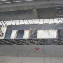 南海楼板裂缝碳纤维布加固施工