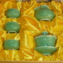供应青瓷茶具