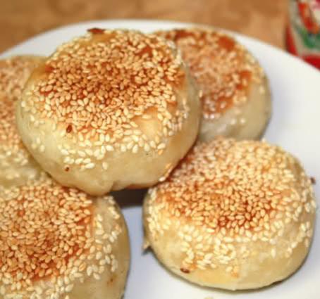 yht生产供应中式糕点一品烧饼制作方法培训图片