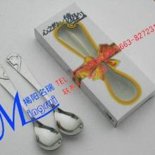 供应揭阳名瑞厂家生产批发不锈钢环保餐具 旅行折叠筷子勺套装礼品图片