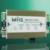供应明家MIGSV-3/220监控摄像机组合避雷器