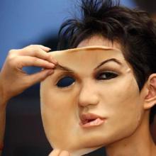 供应皮肤模具硅胶特效模型模具硅胶