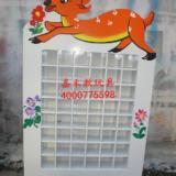 供应嘉禾幼儿园卡通口杯架塑料茶杯架
