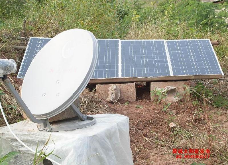 太阳能发电机JC工程设计