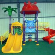 山东儿童滑梯幼儿园大型玩具图片