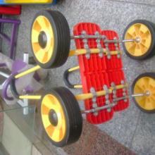 供应山东感统训练器材平衡踩踏车亲子园教具滑板车图片