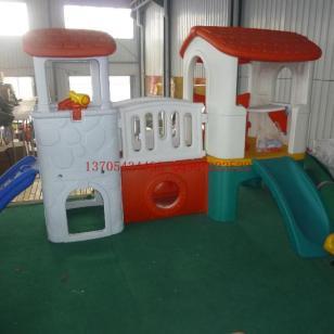 儿童室内滑梯图片价格幼儿园玩具图片