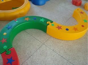幼儿园塑料玩具感统训练器材销售