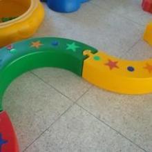 供应幼儿园塑料玩具感统训练器材图片