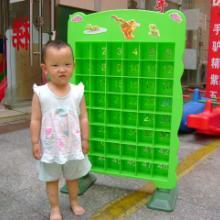 供应黑龙江幼儿园用品儿童桌椅午睡床黑板水杯架等山东滨州文鹏玩具图片