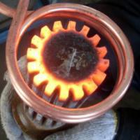 各种电动工具上的齿轮轴等高频淬火