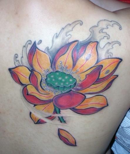 纹身设计师工程师制作完成的