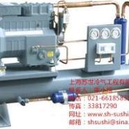 谷轮制冷压缩机组 高品质冷库图片
