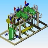 供应速冻冷库设备/冷库制冷原理图/冷库制冷量计算/冷库合同