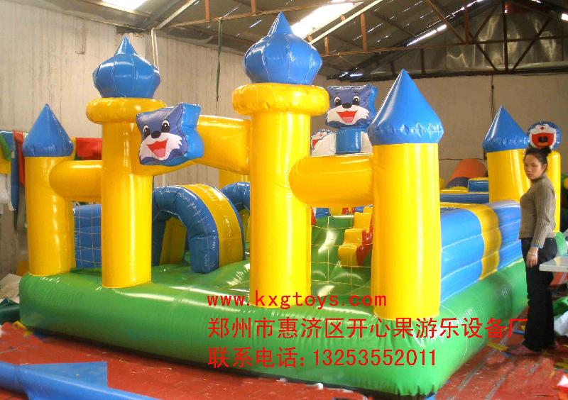 城堡充气城堡儿童充气玩具