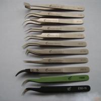供应弯头不锈钢镊子厂家不锈钢镊子价格工业不锈钢镊子不锈钢镊子