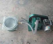 LED软灯条胶水真空泵图片