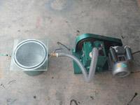 LED软灯条胶水真空泵|水晶滴胶真空泵|硅胶真空泵