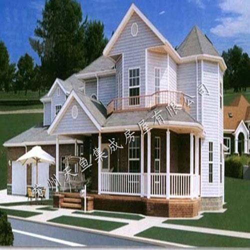 未来住宅手工制作房子